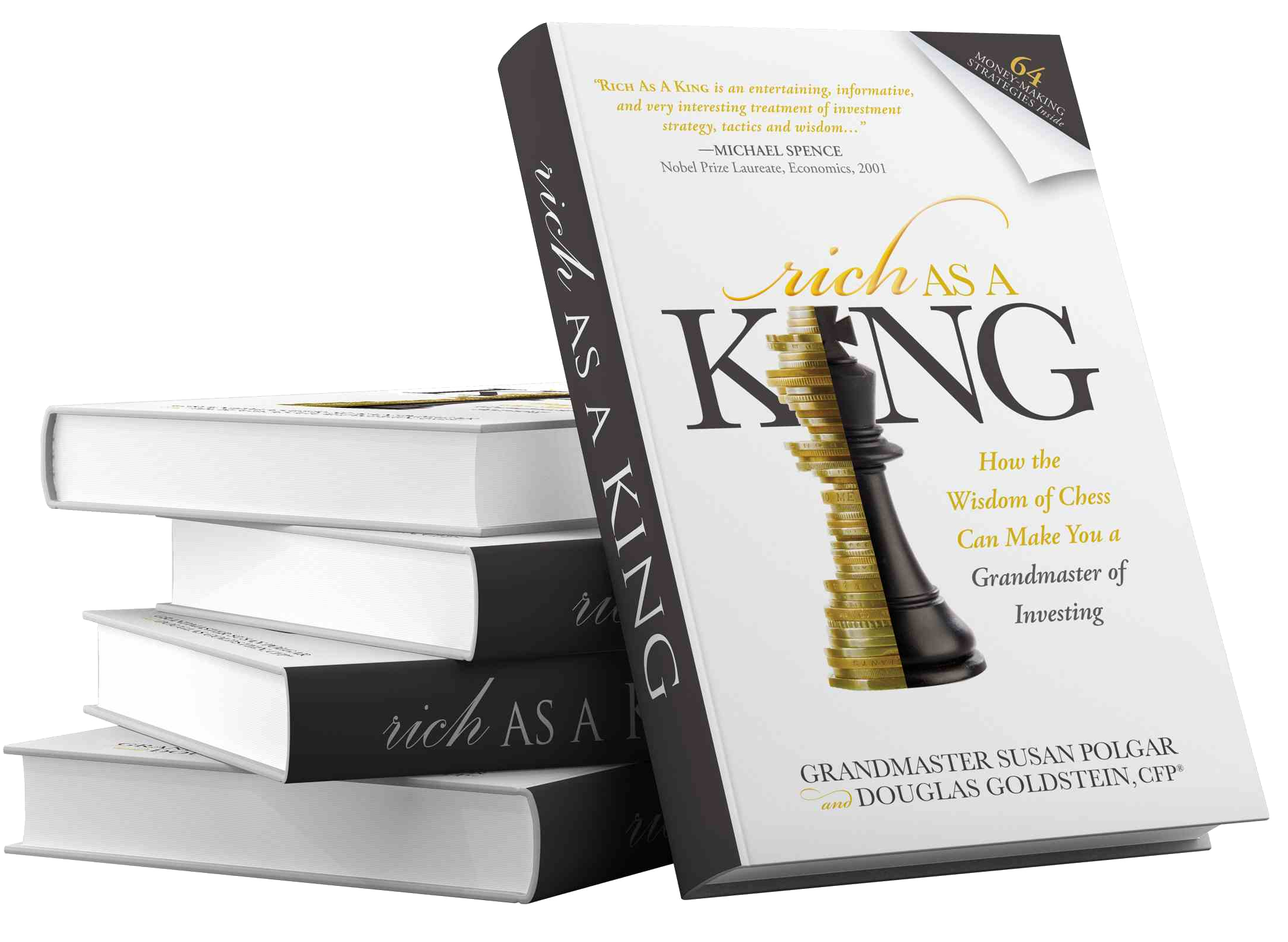 Rich As A King Book