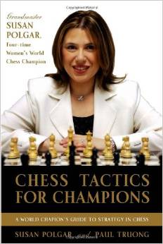 Susan Polgar Chess Tactics